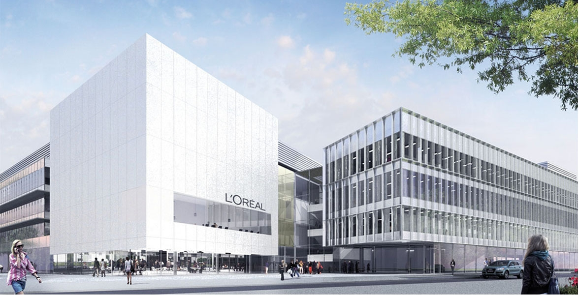 Centre Mondial De Recherche Capillaire L Oreal Becht
