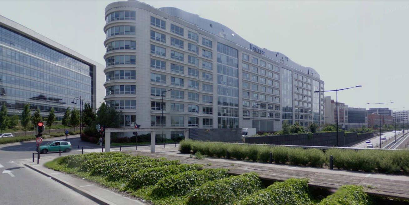 Bureaux Du Siege Social Unilever Becht Ingenierie
